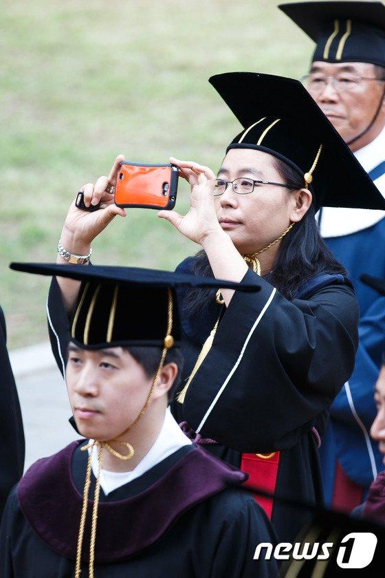 [사진]'졸업생도 궁금한 고유례'