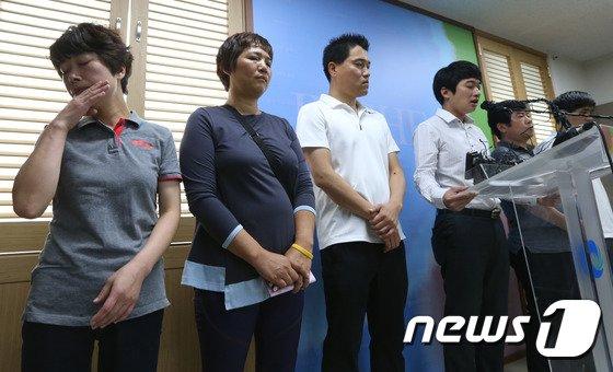 [사진]세월호 참사 '가족을 잃은 슬픔'