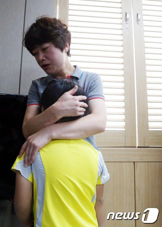 [사진]슬픔에 잠긴 세월호 일반인 희생자 유가족