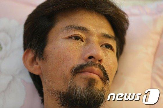 [사진]김영오 씨 단식 중단