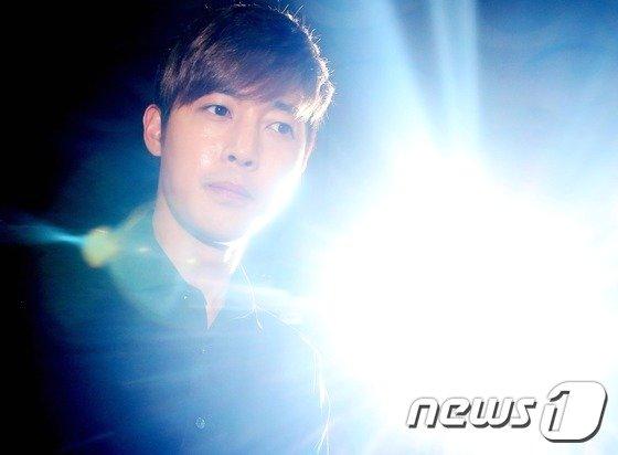 [사진]김현중 '피의자 신분' 경찰 출석