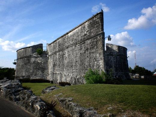 ↑ 핀캐슬 요새(Fort Fincastle)