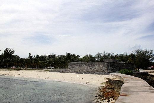 ↑ 몬타구 요새(Fort Montagu)