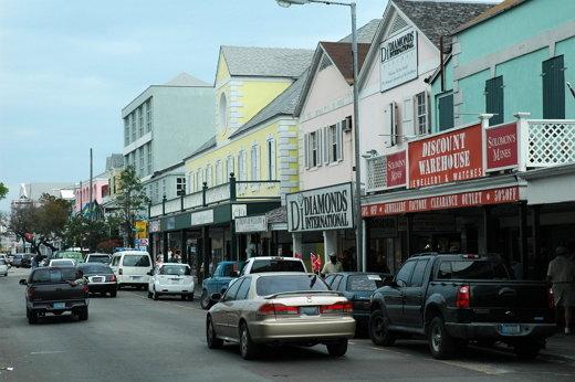 ↑ 베이스트리트(Bay Street)