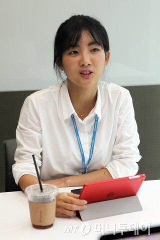 송민선 넥슨 중국 메이플스토리 팀장/사진제공=넥슨
