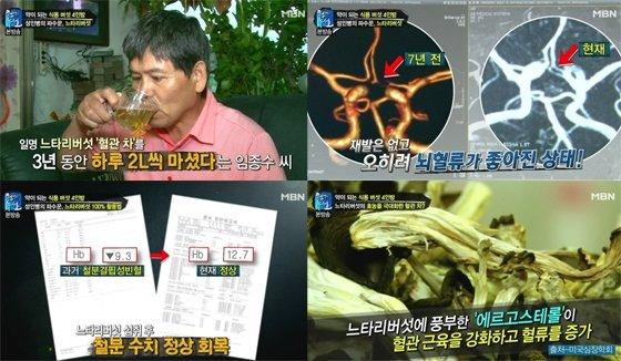 /사진=MBN '천기누설' 방송 화면 캡처