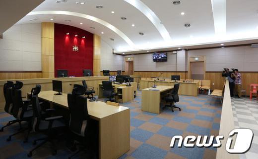 [사진]윤일병 사건 재판 앞둔 군사법원