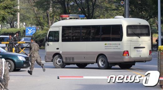 [사진]28사단 윤일병 사건 재판 재개