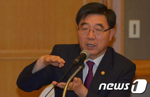이기권 고용노동부 장관. /뉴스1 © News1