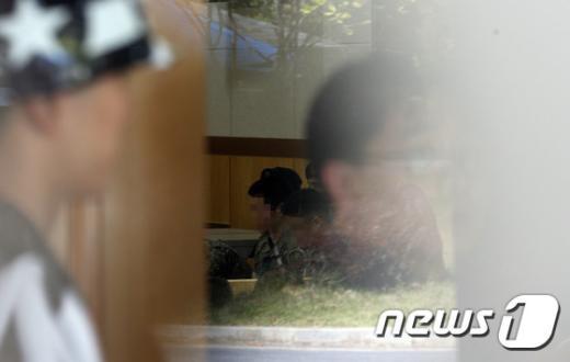 [사진]윤일병 사건 재판 재개… '살인죄 입증 되나?'