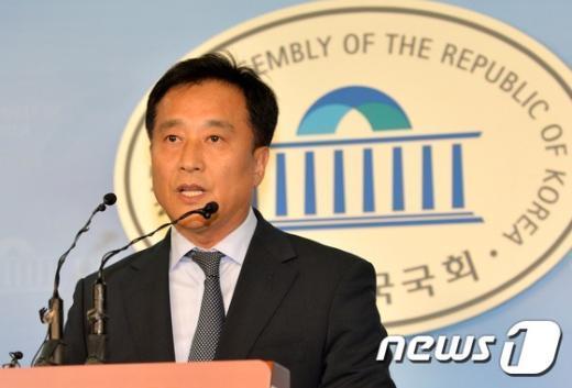 [사진]정의화 국회의장 '26일 본회의 소집'