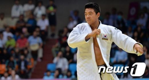 [사진]곽동한 '동메달 가자!'
