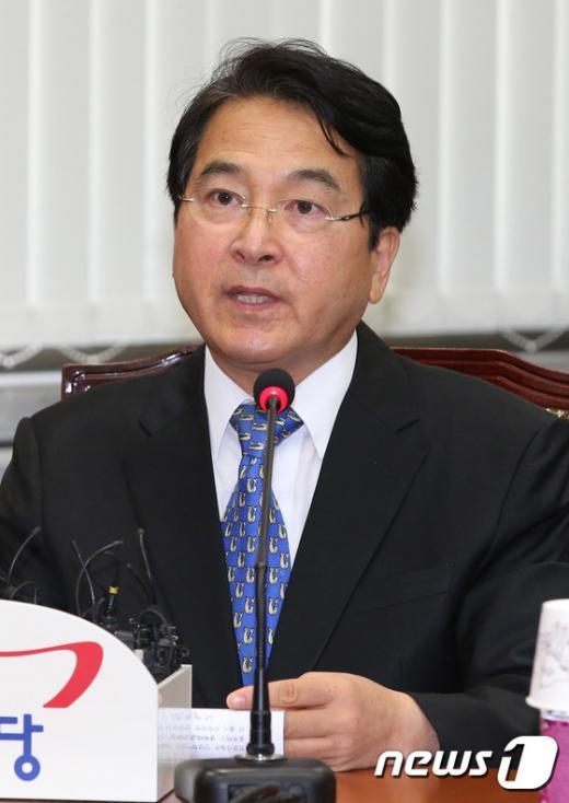"""[사진]심재철 """"세월호 인양 불가피, 정부 대책 밝혀야"""""""