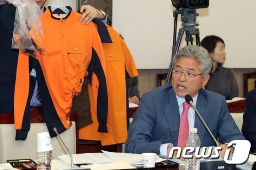 이철우 새누리당 의원. © News1 한재호 기자