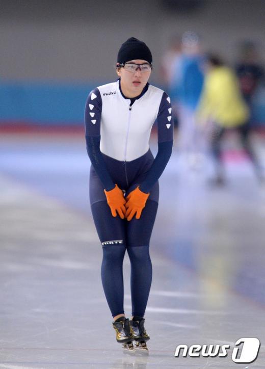 [사진]'전향' 박승희 '태그마크를 향한 또 다른 도전'