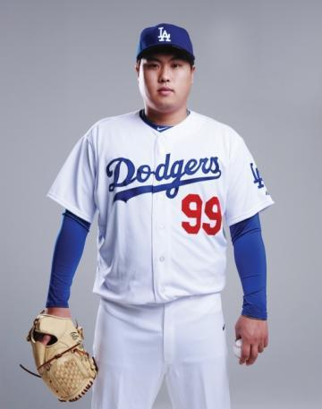 야구선수 류현진/사진제공=삼성전자
