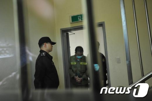 세월호 이준석 선장. 2014.10.27/뉴스1 © News1 윤용민 기자