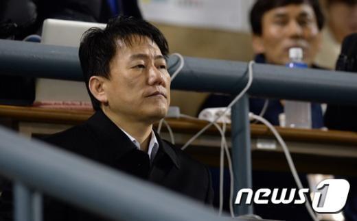[사진]이장석 대표 '이대로 끝인가?'