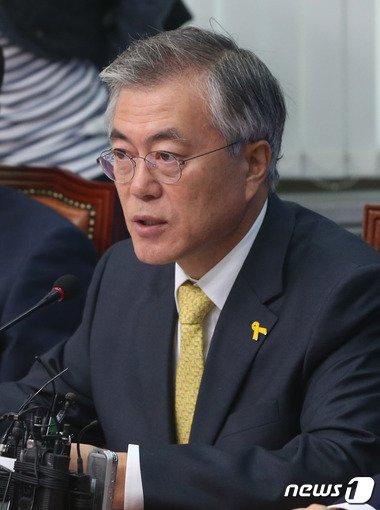 문재인 새정치민주연합 의원. 2014.11.5/뉴스1 © News1 송원영 기자