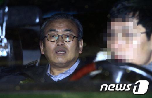 [사진]박영준 전 차관 만기 출소, 자원외교 '핵폭탄' 터지나?