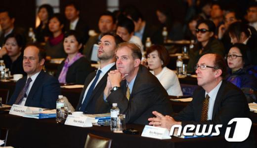 [사진]'세계의 관심이 쏠린 북한인권 문제'