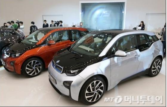 BMW 순수 전기차 i3/사진제공=BMW코리아