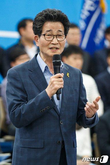 이목희 새정치민주연합 의원. 2014.10.12/뉴스1 © News1 유승관 기자