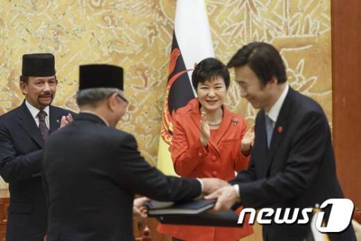 [사진]한-브루나이 이중과세방지협정