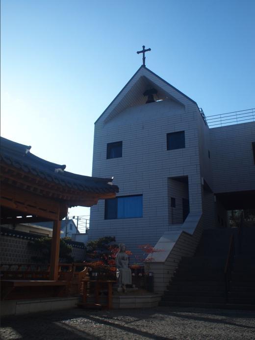 ↑ 가회동 성당