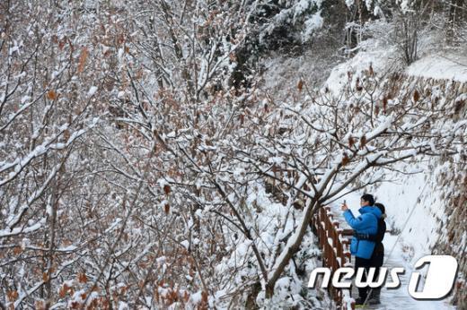 [사진]'겨울 풍경'