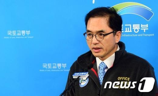 [사진]'조현아 전 부사장 폭행여부, 검찰의 판단에 따를것'