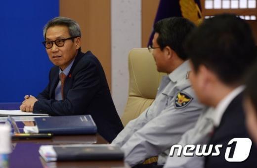 [사진]인사혁신처, 특수직공무원 간담회 개최