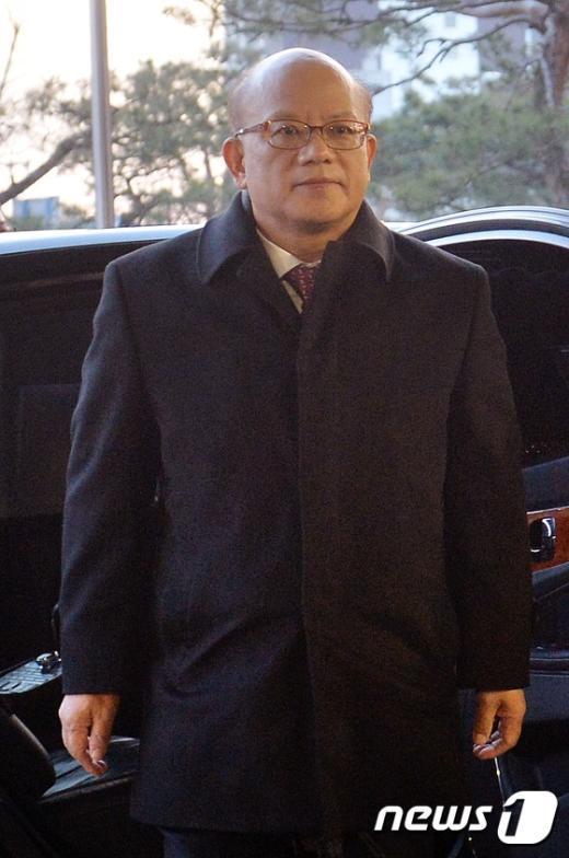 [사진]'박한철 헌법재판소장의 결정은...'