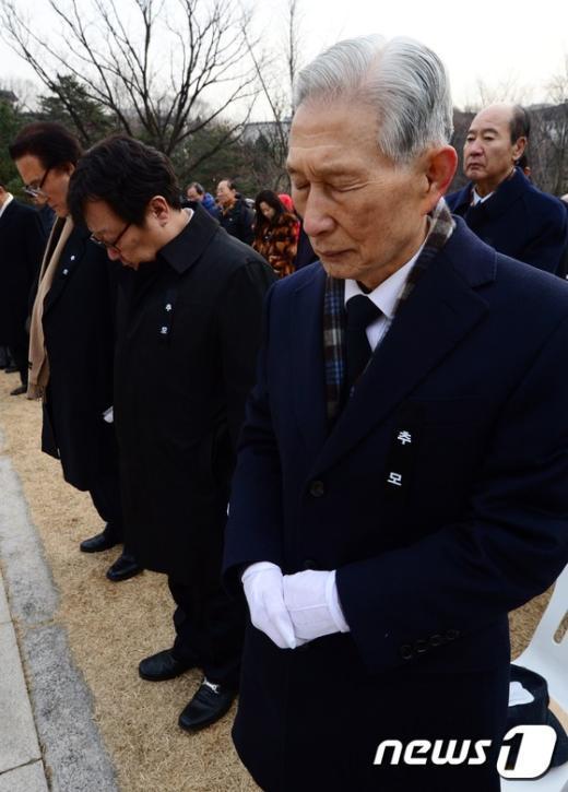 [사진]'영웅을 기립니다' 윤봉길 의사 순국 82주기