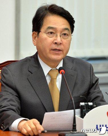 심재철 새누리당 의원./뉴스1 © News1 박세연 기자