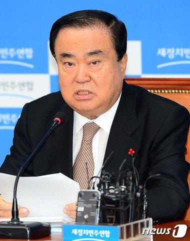 문희상 새정치민주연합 비상대책위원장. 2014.12.19/뉴스1 © News1 박세연 기자