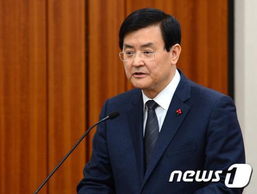 [사진]서승환 장관, 국토위 전체회의 현안보고