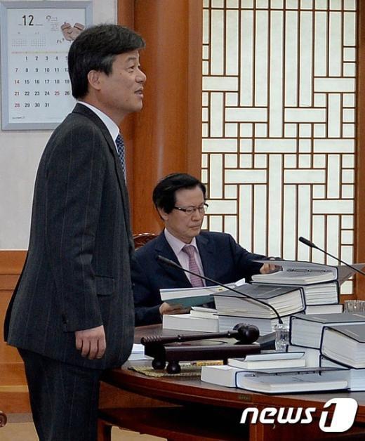 [사진]통합진보당 지방의원들 의원직 상실 결정