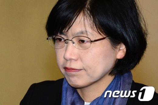 [사진]수척해진 이정희 전 대표