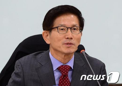 김문수 새누리당 보수혁신위원장./뉴스1 © News1 박세연 기자