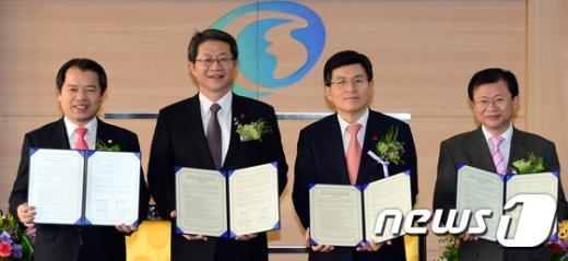[사진]북한이탈주민 법률지원 업무협약