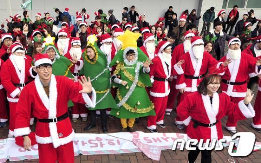 [사진]'흥겹게 메리 크리스마스'