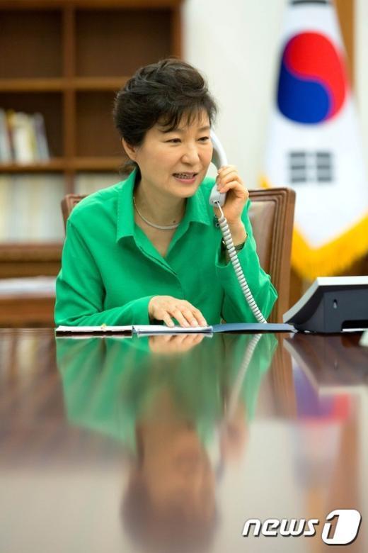 박근혜 대통령. © News1