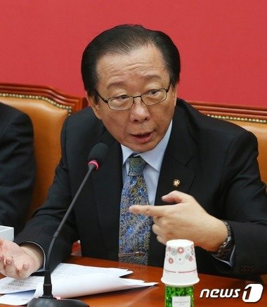 안홍준 새누리당 의원 /뉴스1 © News1 송원영 기자