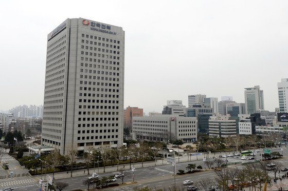한국전력공사 삼성동 부지 전경./사진=뉴스1