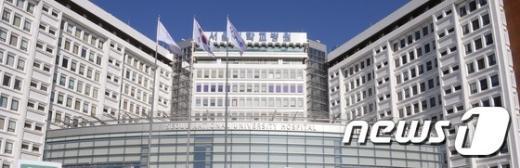 서울대병원 모습../© News1