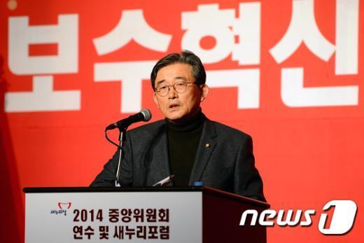 이한구 새누리당 의원 /뉴스1 © News1 박세연 기자