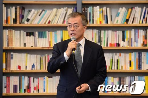 새정치민주연합 문재인 대표 /뉴스1 © News1 한재호 기자