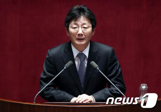 유승민 새누리당 원내대표. /뉴스1 © News1 이광호 기자