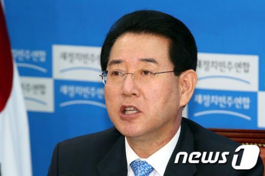 김영록 새정치민주연합 수석대변인. © News1 이광호 기자